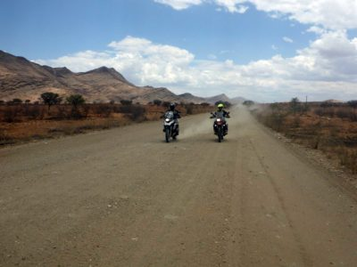 Victoria Falls to Cape Town Motorcycle Tour