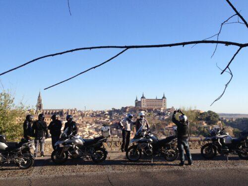 Motorcycling Toledo