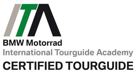 BMW Motorrad International Tour Guide